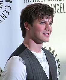 Matt Lanter plays Liam in the new series of 90210