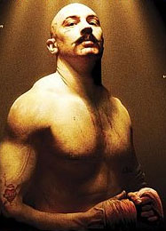 Tom Hardy as Charles Bronson