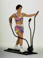 1980's ski machine