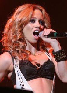 Pussy Cat Dolls Singer Kimberly Wyatt