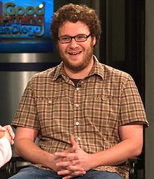 Seth Rogen overweight