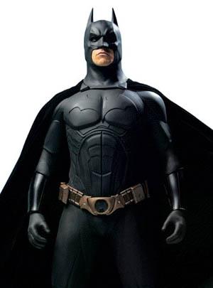 Batman - Christian Bale in The Dark Knight