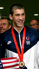 Michael Phelps - Greatest Olympic Swimmer