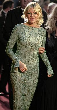 Sienna Miller GI Joe Fit Actress