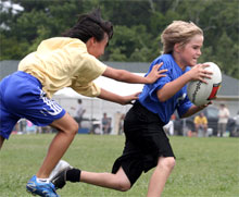 Rugby in school is declining