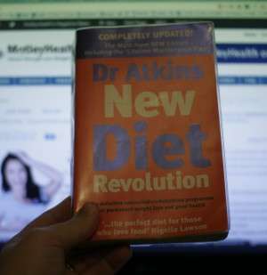 Dr Atkins New Diet Revolution book