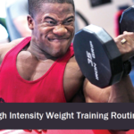 high intensity weight training routines