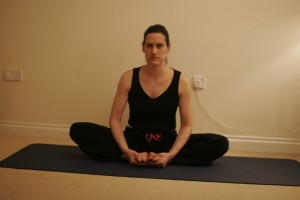 Baddha Konasana – Butterfly or Bound Angle Yoga Pose