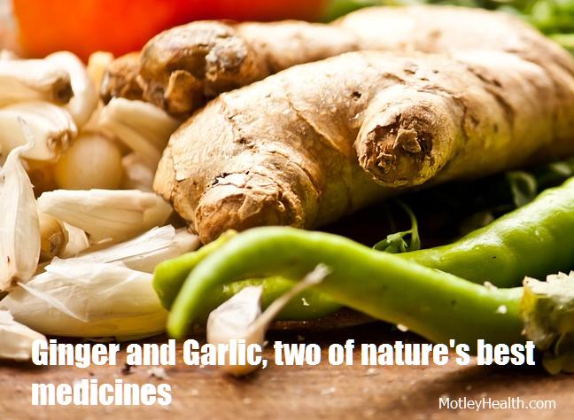 Health Benefits Of Ginger And Garlic Natures Medicines Motleyhealth
