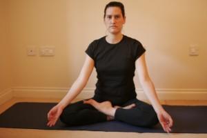 Padmasana - Lotus Yoga Posture