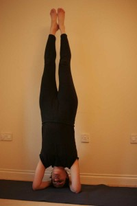 Sirsasana - Headstand Yoga Pose