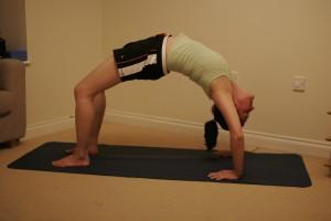 Urdhva Dhanurasana - Upward Bow Yoga Posture