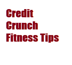 credit crunch fitness