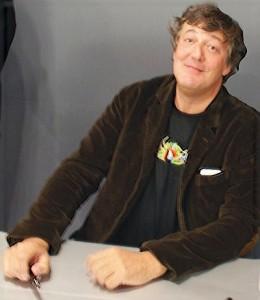 Stephen Fry Book Signing by vpjayant