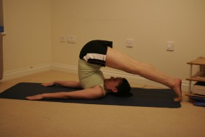 Halasana – Plow Yoga Posture