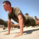 Push ups are a great bodyweight exercise