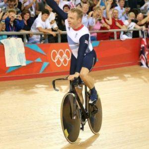 Chris Hoy wins Gold at London 2012