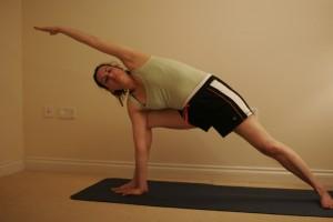 Extended Side Angle Yoga Pose – Utthita Parsvakonasana