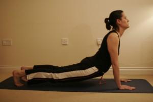 Upward-Facing Dog Yoga Pose -  Urdhva Mukha Svanasana