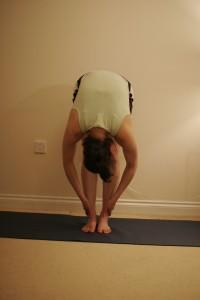 Standing Forward Bend – Uttanasana A