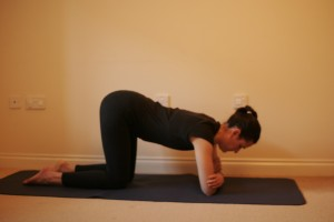 How to do yoga headstand