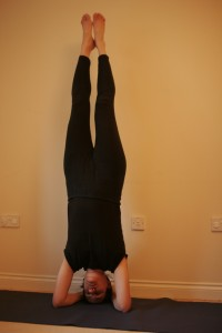 Sirsasana - Headstand Yoga Pose