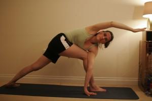 Revolved Side Angle Yoga Pose – Parivrtta Parsvakonasana