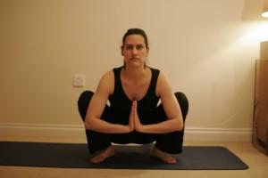 Garland Yoga Pose – Malasana