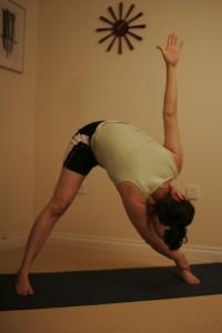 Rishi's Yoga Posture