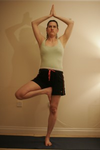 Tree Yoga Pose – Virksasana