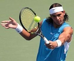 Rafael Nadal No.1 Seed