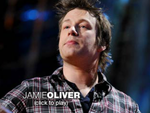 Jamie Oliver TED talk