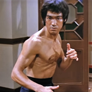 Bruce Lee, Enter The Dragon