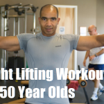weight lifting for over 50 year olds