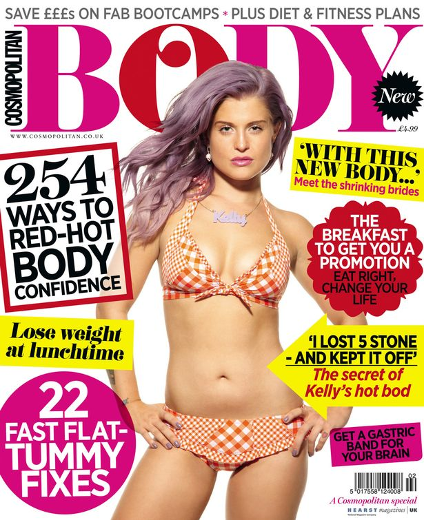 Front Cover of Cosmopolitan Body, January 2013