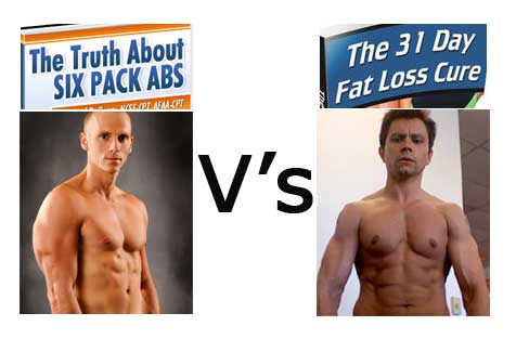 Truth About Six Pack Abs Versus 31 Day Fat Loss Cure