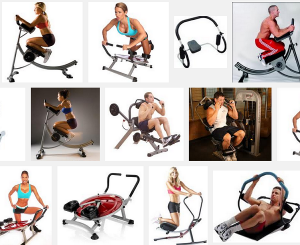 A selection of ab machines