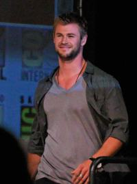 Chris Hemsworth, Thor actor
