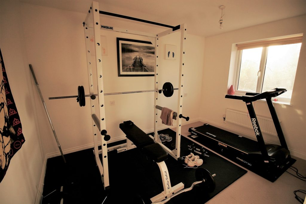 Power racks make weight training safer at home motleyhealth®