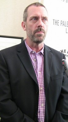 Hugh Laurie at the Paley Center for Media, June 17, 2009