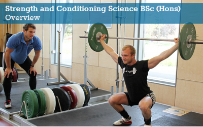 Strength and Conditioning at Degree Level