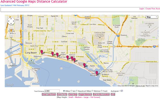 Apps Daft Logic Maps Distance Calc