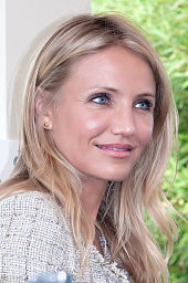 Cameron Diaz in July 1010