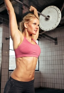 CrossFit style weight workouts