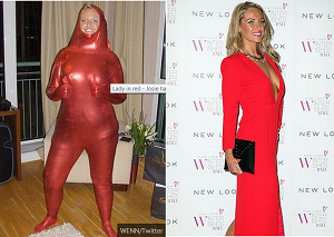 Josie Gibson before after