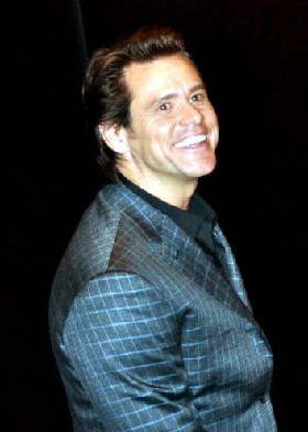 Jim Carrey in 2009 by Georges Biard