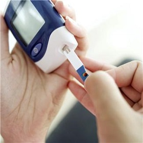 Measuring blood glucose