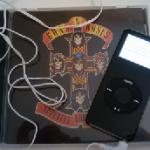 Guns n Roses CD