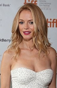 Heather Graham at the Toronto Film Festival in 2011.