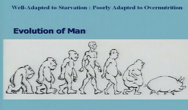 Evolution of Man by Dean Ornish